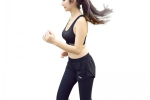 女人居家有氧健身动作大全